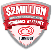2 million dollar termidor warranty